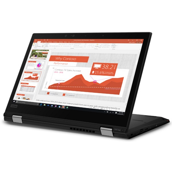 Ноутбук Lenovo ThinkPad L390 Yoga 13.3 FHD [20NT0010RT] изображение 3