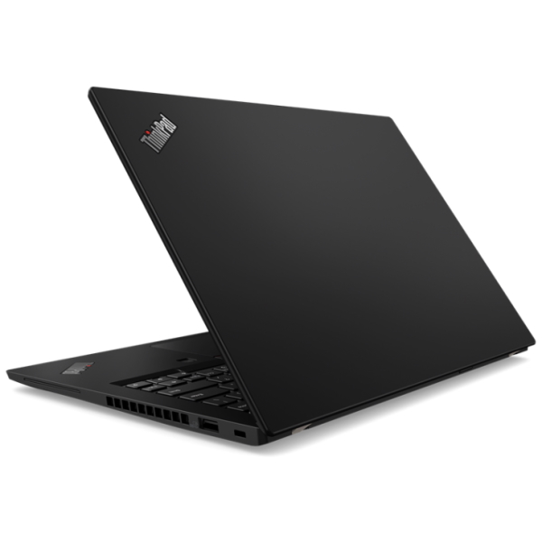 "Ноутбук Lenovo ThinkPad X13 Gen 1 13.3"" FHD [20T20031RT] Core i5-10210U, 8GB, 256GB SSD, WiFI, BT, 4G, FPR, SCR, Win10Pro, черный изображение 4"