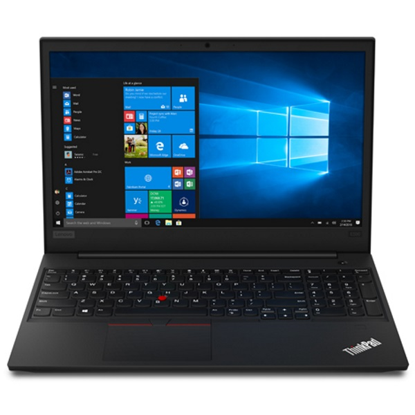 "Ноутбук Lenovo ThinkPad EDGE E590 15.6"" FHD [20NB0029RT] Core i7-8565U/ 16GB/ 512GB SSD/ Radeon RX550 2GB/ noODD/ WiFi/ BT/ FPR/ Win10Pro/ black изображение 1"