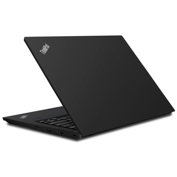"Ноутбук Lenovo ThinkPad E490 14"" FHD [20N80029RT] Core i7-8565U/ 16GB/ 512GB SSD/ noODD/ Radeon RX550 2GB/ WiFi/ BT/ FPR/ Win10Pro/ black изображение 4"