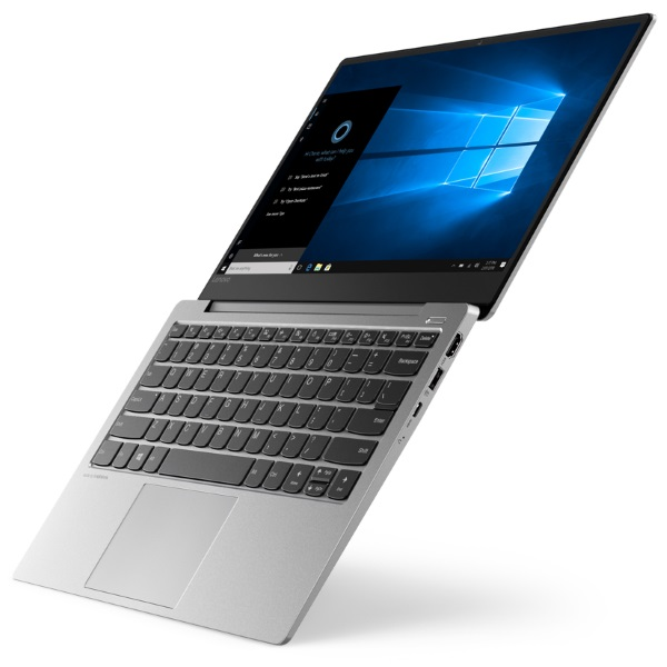 "Ноутбук Lenovo IdeaPad S530-13IWL 13.3"" FHD [81J70071RU] Core i5-8265U/ 8GB/ 256GB SSD/ WiFi/ BT/ FPR/ Win10/ Platinum Grey изображение 3"