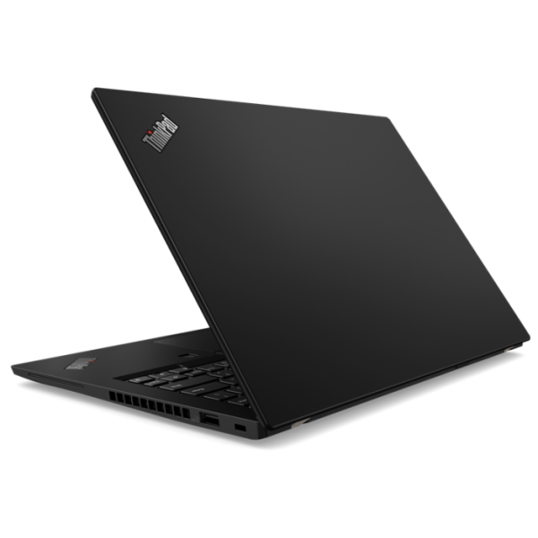 "Ноутбук Lenovo ThinkPad X13 Gen1 13.3"" FHD [20T20058RT] Core i5-10210U, 8GB, 256GB SSD, WiFi, BT, 4G, FPR, SCR, Win10Pro, черный изображение 4"