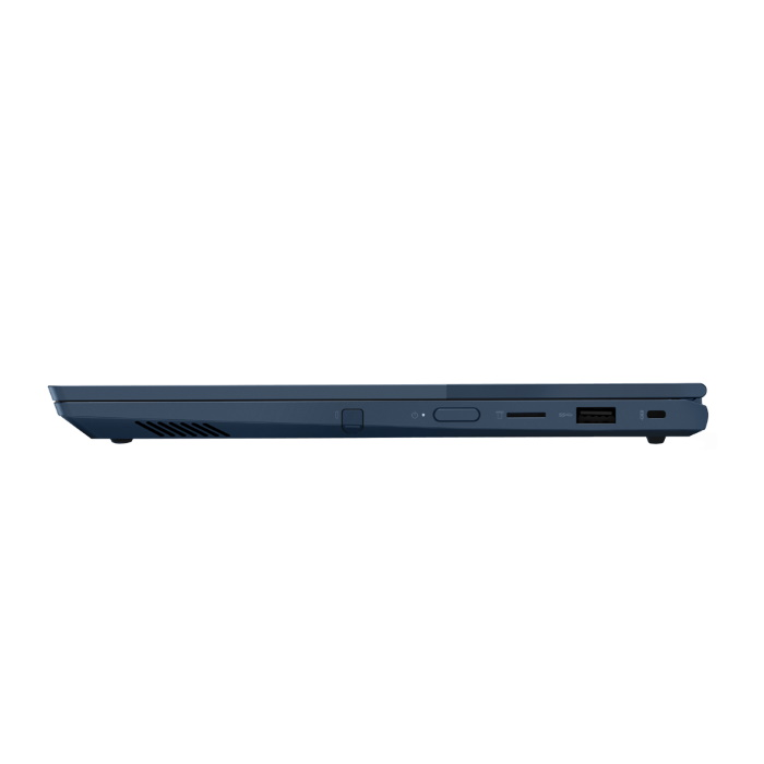 "Ноутбук Lenovo ThinkBook 14s Yoga ITL 14"" FHD [20WE0021RU] Touch, Core i5-1135G7, 16GB, 512GB SSD, WiFi, BT, FPR, Win 10 Pro, синий  изображение 9"