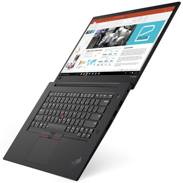 "Ноутбук ThinkPad X1 Extreme Gen1 15.6"" FHD [20MF000VRT] Core i5-8300H/ 16GB/ 256GB SSD/ GeForce GTX 1050Ti 4GB/ WiFi/ BT/ FPR/ Win10Pro/ Business Black изображение 3"