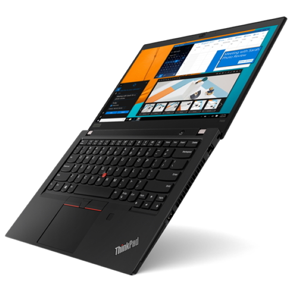 Ноутбук Lenovo ThinkPad T495 14 FHD [20NJ0010RT] изображение 3