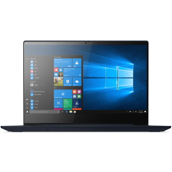 "Ноутбук Lenovo IdeaPad S540-14IWL 14"" FHD [81ND0077RU] Core i5-8265U/ 8GB/ 512GB SSD/ noODD/ WiFi/ BT/ FPR/ Win10/ Abyss Blue изображение 1"