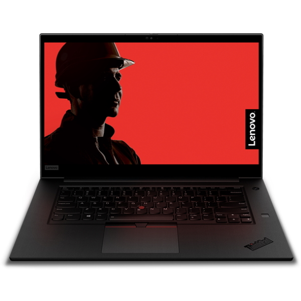 Рабочая станция Lenovo ThinkPad P1 2nd Gen 15.6 UHD [20QT002LRT] изображение 1
