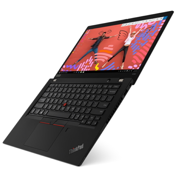 Ноутбук Lenovo ThinkPad X390 13.3 FHD Touch [20Q0000RRT] изображение 3