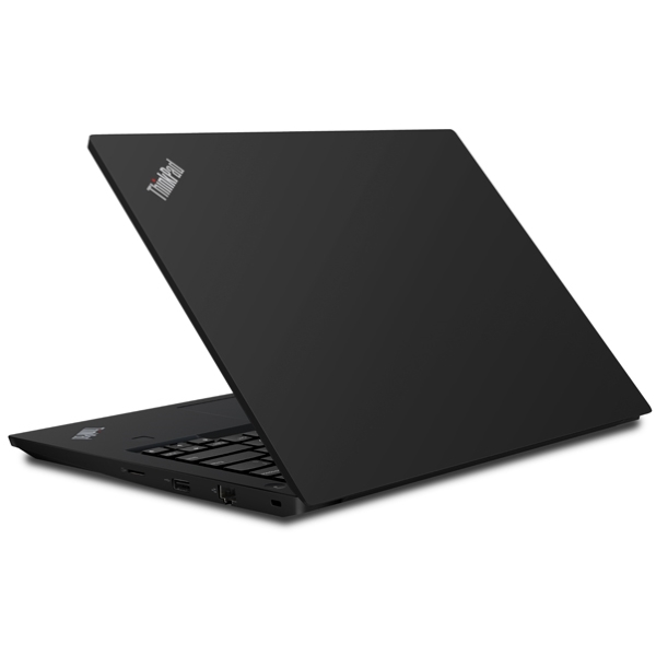 "Ноутбук Lenovo ThinkPad EDGE E490 14"" FHD [20N80019RT] Core i5-8265U/ 8GB/ 1TB/ noODD/ WiFi/ BT/ FPR/ Win10Pro/ black изображение 4"