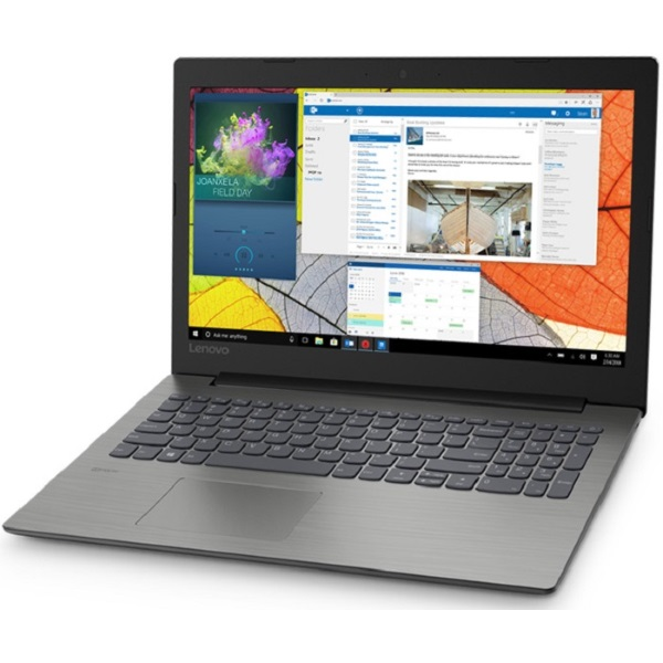 "Ноутбук Lenovo IdeaPad 330-15IKB 15.6"" HD [81DE01E1RU] Core i3-7020U/ 4GB/ 500GB/ Radeon R530 2GB/ WiFi/ BT/ Win10/ black изображение 2"