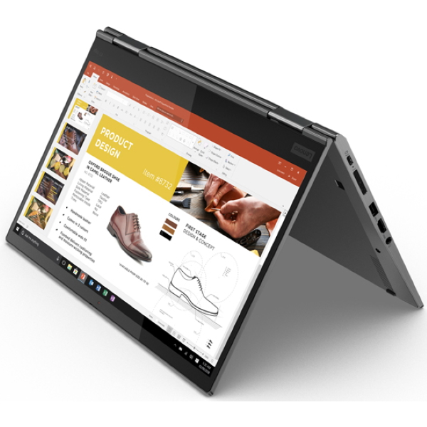 Ноутбук Lenovo ThinkPad X1 Yoga 4th Gen 14 Touch, FHD [20QF00B2RT] изображение 2