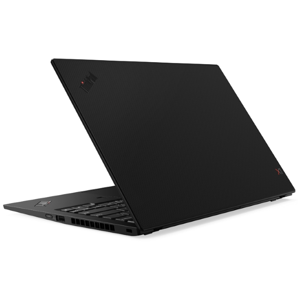 "Ноутбук Lenovo ThinkPad X1 Carbon Gen7 14"" UHD [20QD003JRT] Core i7-8565U/ 16GB/ 512GB SSD/ noODD/ WiFi/ BT/ FPR/ 4G/ Win10Pro/ black изображение 4"
