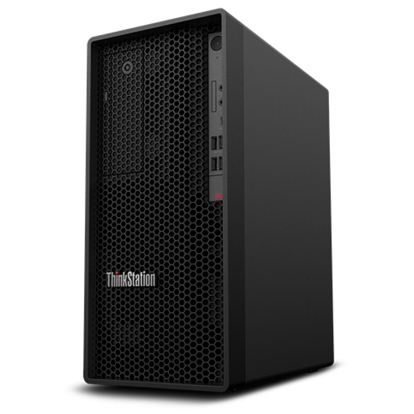 Рабочая станция Lenovo ThinkStation P340 TWR, Core i7-10700, 16GB, 512GB SSD, nV Quadro P2200 5GB, Win10Pro [30DH00G9RU] изображение 1