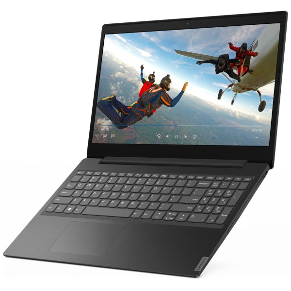 "Ноутбук Lenovo IdeaPad L340-15API 15.6"" FHD [81LW005CRU] Ryzen 3 3200U/ 4GB/ 1TB/ noODD/ WiFi/ BT/ Win10/ Granite Black изображение 3"