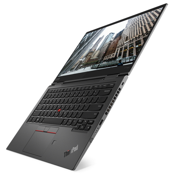"Ноутбук-трансформер ThinkPad X1 Yoga Gen 5 14"" FHD Touch [20UB002WRT] Core i7-10510U, 16GB, 1TB SSD, WiFi, BT, FPR, Win10Pro, серый изображение 4"