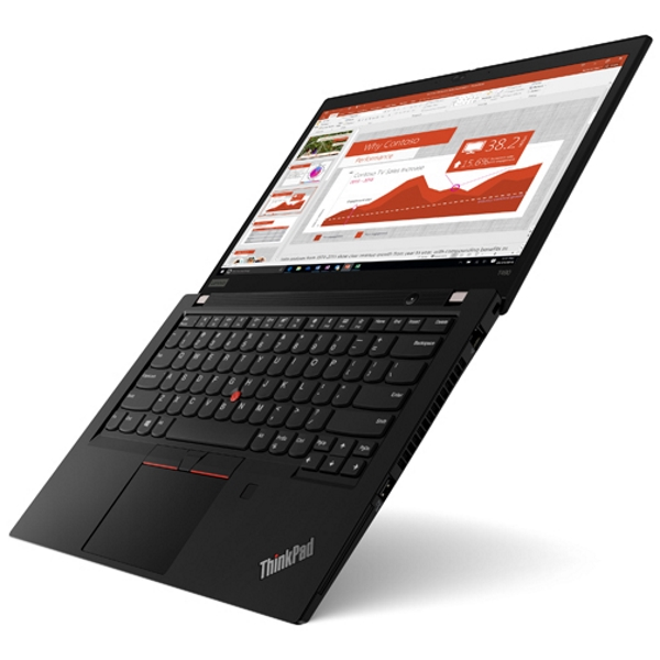 Ноутбук Lenovo ThinkPad T490 14 FHD [20N2000RRT] изображение 3