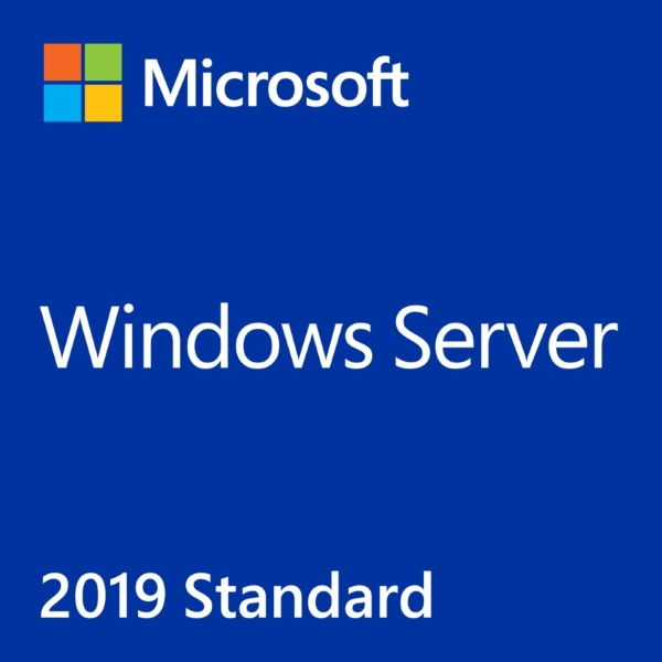 Лицензия Lenovo Windows Server 2019 Standard ROK, 16 ядер [7S050015WW] изображение 1