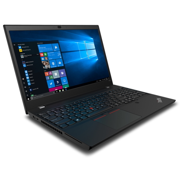 "Ноутбук Lenovo ThinkPad P15v Gen1 15.6"" FHD [20TQ0046RT] Core i7-10750H, 16GB, 512GB SSD, noODD, Quadro P620 4GB, WiFi, BT, FPR, SCR, Win10Pro, черный изображение 2"
