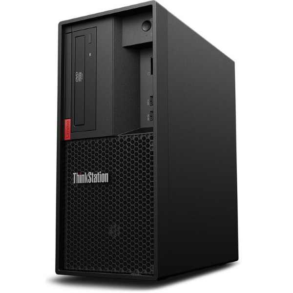 Рабочая станция Lenovo ThinkStation P330 TWR [30C50036RU] Core i7-8700/ 16GB/ 256GB SSD/ NV Quadro P4000 8GB/ DVD-RW/ Win10Pro изображение 1