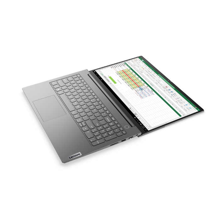 "Ноутбук Lenovo ThinkBook 15 G2 ARE 15.6"" FHD [20VG007BRU] AMD Ryzen 3 4300U, 8GB, 512GB SSD, no ODD, WiFi, BT, FPR, HD Cam, Win 10 Pro, Mineral Grey изображение 6"