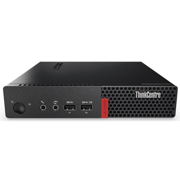 Компьютер Lenovo ThinkCentre Tiny M710q [10MRS2BF00] Core i3-6100T/ 4GB/ 128GB SSD/ noODD/ WiFi/ BT/ DOS изображение 1
