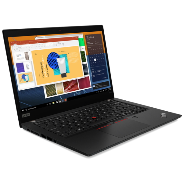 Ноутбук Lenovo ThinkPad X390 13.3 FHD Touch [20Q0000RRT] изображение 2