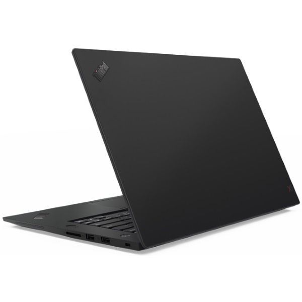 "Ноутбук ThinkPad X1 Extreme Gen1 15.6"" FHD [20MF000VRT] Core i5-8300H/ 16GB/ 256GB SSD/ GeForce GTX 1050Ti 4GB/ WiFi/ BT/ FPR/ Win10Pro/ Business Black изображение 4"