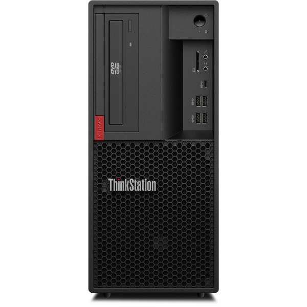 Рабочая станция Lenovo ThinkStation P330 TWR [30C50036RU] Core i7-8700/ 16GB/ 256GB SSD/ NV Quadro P4000 8GB/ DVD-RW/ Win10Pro изображение 2
