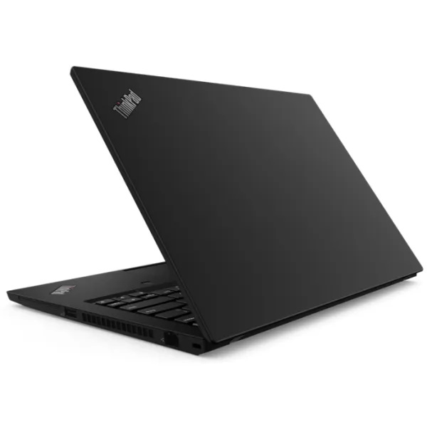 "Ноутбук Lenovo ThinkPad T14 G2 14"" FHD [20W0000HRT] Core i7-1165G7, 16GB, 512GB SSD, GeForce MX450 2GB, WiFi, BT, FPR, SCR, Win10Pro, черный изображение 3"