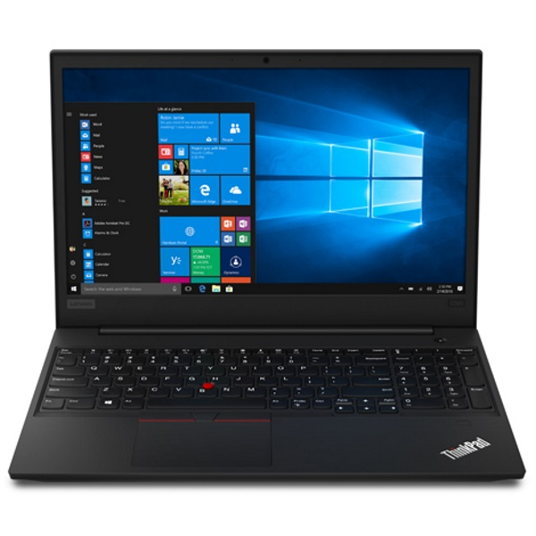"Ноутбук Lenovo ThinkPad Edge E590 15.6"" FHD [20NB000WRT] Core i5-8265U/ 8GB/ 1TB/ noODD/ WiFi/ BT/ FPR/ DOS/ Black изображение 1"