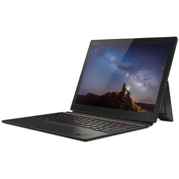 "Планшет Lenovo ThinkPad X1 Tablet Gen3 13"" QHD+ [20KJ001PRT] Core i5-8250U/ 8GB/ 512GB SSD/ WiFi/ BT/ FPR/ Win10Pro/ black изображение 3"
