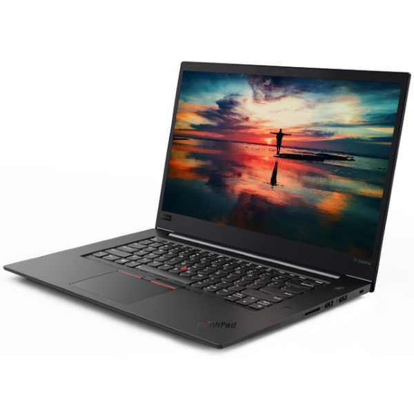 "Ноутбук ThinkPad X1 Extreme Gen1 15.6"" FHD [20MF000VRT] Core i5-8300H/ 16GB/ 256GB SSD/ GeForce GTX 1050Ti 4GB/ WiFi/ BT/ FPR/ Win10Pro/ Business Black изображение 2"