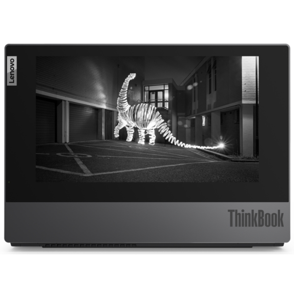 "Ноутбук Lenovo Thinkbook Plus 13.3"" + 10.8"" FHD [20TG006CRU] Core I5-10210U, 8GB, 256GB SSD, Wi-Fi, BT, FPR, Win10Pro, серый изображение 3"