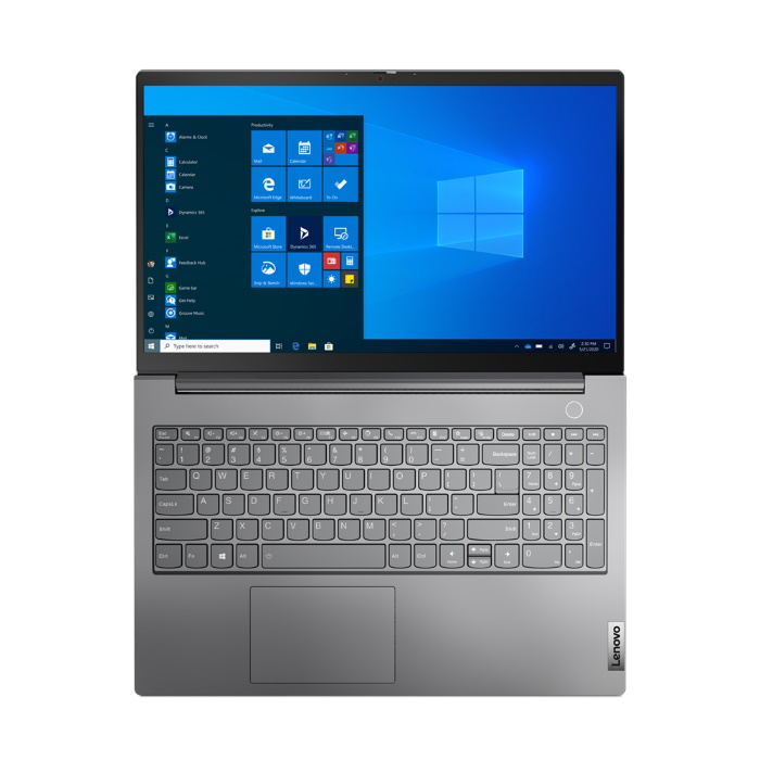 "Ноутбук Lenovo ThinkBook 15 G2 ARE 15.6"" FHD [20VG007BRU] AMD Ryzen 3 4300U, 8GB, 512GB SSD, no ODD, WiFi, BT, FPR, HD Cam, Win 10 Pro, Mineral Grey изображение 2"