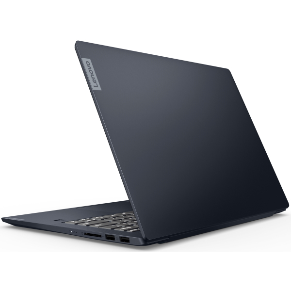 "Ноутбук Lenovo IdeaPad S540-14IWL 14"" FHD [81ND0077RU] Core i5-8265U/ 8GB/ 512GB SSD/ noODD/ WiFi/ BT/ FPR/ Win10/ Abyss Blue изображение 4"