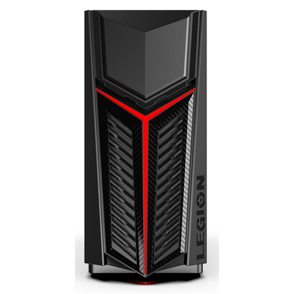 Компьютер Lenovo Legion R5 28IMB05 [90NE000CRS] Core i5-10400, 16GB, 512GB SSD + 1TB, noODD, GeForce RTX 2070 8GB, WiFi, BT, DOS, черный изображение 2