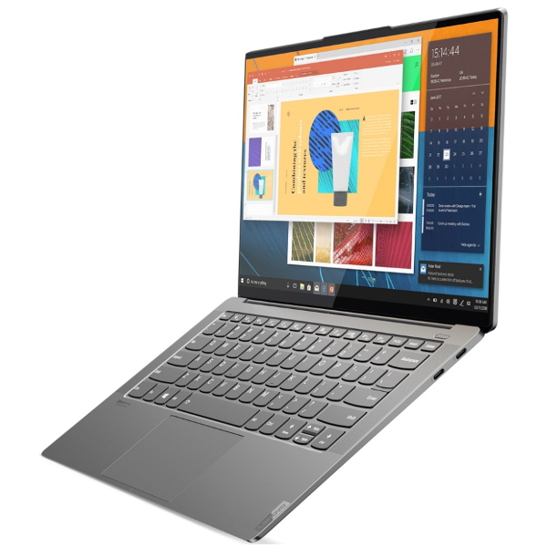 "Ноутбук Lenovo Yoga S940-14IIL 14"" FHD [81Q8002XRU] Core i5-1035G4/ 16GB/ 512GB SSD/ WiFi/ BT/ Win10/ Iron Grey изображение 4"