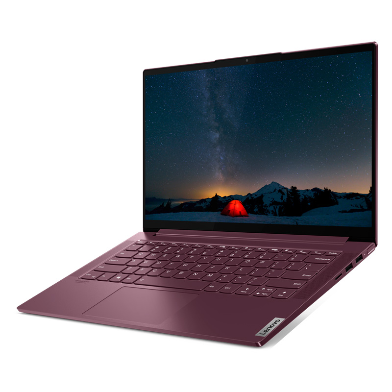 Ноутбук Lenovo Yoga Slim 7 14ARE05 14.0 FHD IPS AG Ryzen 5 4600U, 16GB, SSD 512Gb, AMD Radeon Graphics, Wi-Fi 2X2AX+BT, win 10, орхидея [82A20055RU] изображение 10