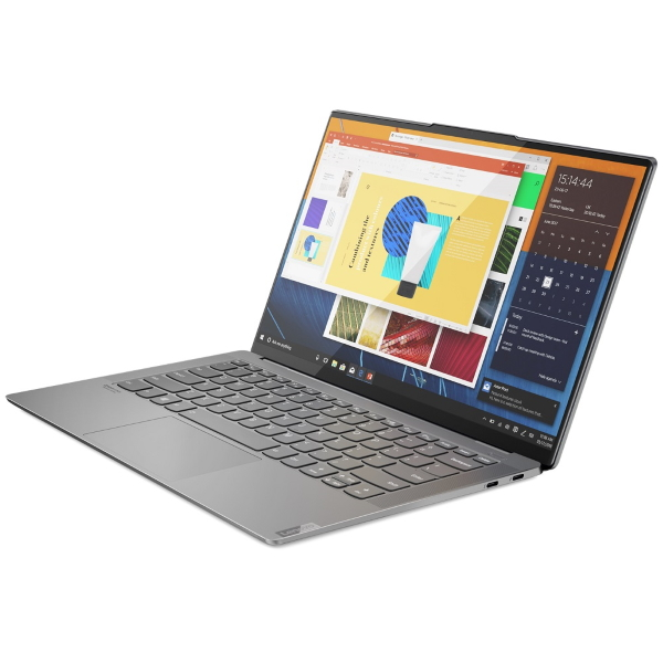 "Ноутбук Lenovo Yoga S940-14IIL 14"" FHD Touch [81Q8002YRU] Core i7-1065G7/ 16GB/ 1TB SSD/ WiFi/ BT/ Win10/ Iron Grey изображение 3"