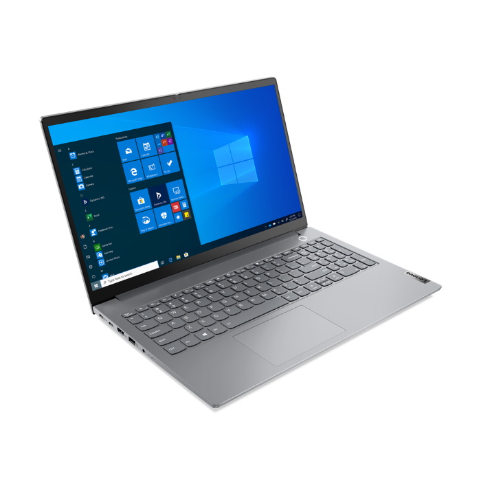"Ноутбук Lenovo ThinkBook 15 G2 ARE 15.6"" FHD [20VG0007RU] AMD Ryzen 5 4500U, 16GB, 512GB SSD, no ODD, WiFi, BT, FPR, HD Cam, Win 10 Pro, Mineral Grey  изображение 4"