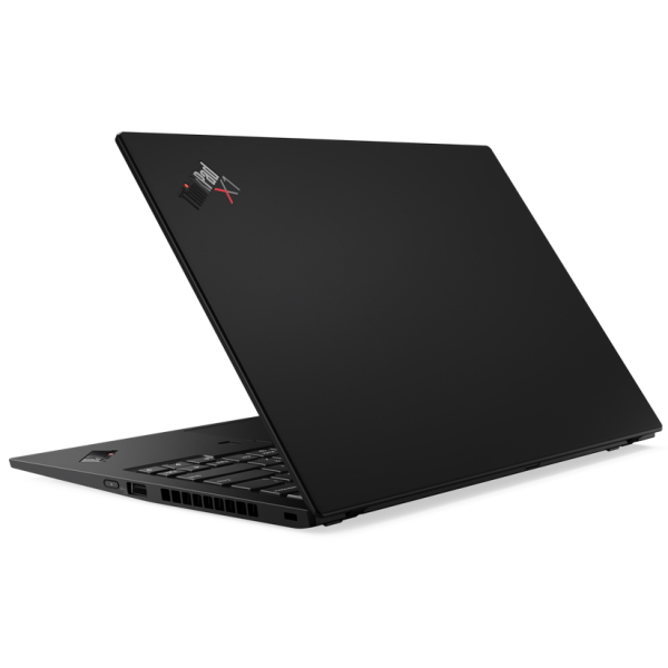 "Ноутбук Lenovo ThinkPad X1 Carbon Gen 8 14"" UHD [20U90008RT] Core I7-10510U, 16GB, 512GB SSD, WiFi, BT, 4G, FPR, Win10Pro, черный изображение 4"